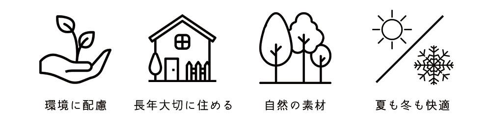大阪府大東市の北欧住宅建材販売オストコーポレーション関西は環境に配慮した長年住める家を自然の素材を使用して夏も冬も快適な断熱性能