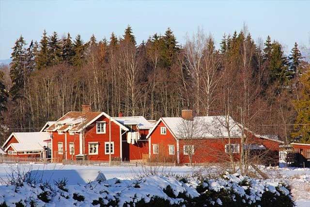 北欧の建築物について