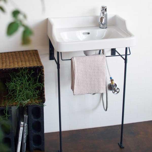 大阪府大東市の北欧住宅建材販売オストコーポレーション関西の取り扱いブランドエッセンスの洗面手洗陶器・水栓/洗面スタンドユニット