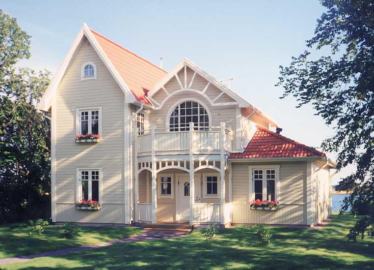 大阪府大東市の北欧住宅建材販売オストコーポレーション関西のスウェーデンハウスとはのスカンジナビアンスタイルヒュースについて