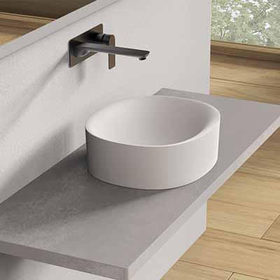 大阪府大東市の北欧住宅建材販売オストコーポレーション関西の取り扱い洗面ボウルのideavit