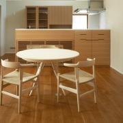 大阪府大東市の北欧住宅建材販売オストコーポレーション関西の3層フローリング材のプランク